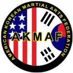 American Korean Martial Arts Federation Logo